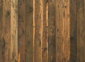 Brown wooden background — Fotografia Stock
