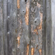Stock Photo: Weathered chipped wooden background