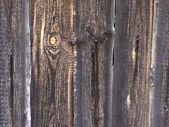 Weathered dark wooden texture — Stok fotoğraf