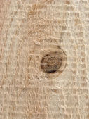 Wooden plank background with knot — Stock Photo