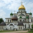 Cathedral in New Jerusalem monastery, Ru — Stock Photo #1454846