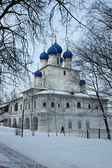 Church of Kazan Blessed Virgin — Stock Photo