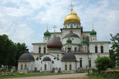 Cathedral in New Jerusalem monastery, Ru — Stock Photo