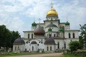 Kathedrale in kloster neu-jerusalem, ru — Stockfoto