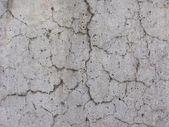 Cracked concrete background — Stock Photo