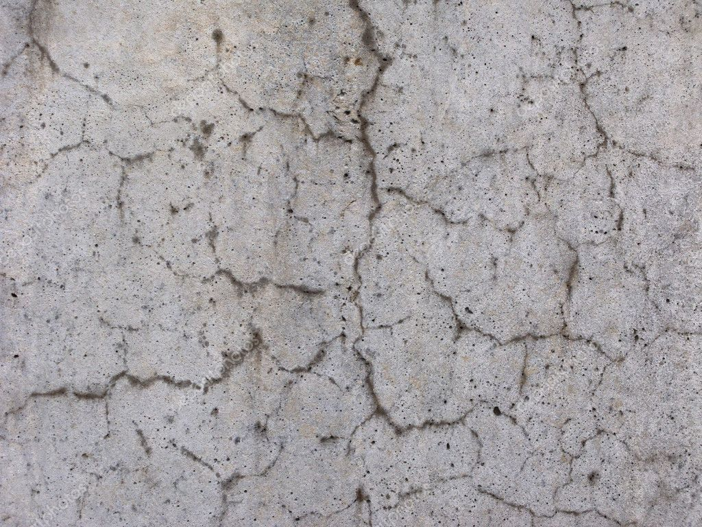 Cracked concrete background — Stock Photo © viknik #1484978