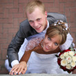 Just married — Stock Photo #1131539