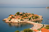 Sveti Stefan — Stock Photo