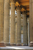 Columns of the Kazan cathedral, Saint Pe — Stockfoto