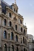 Victorian style house, London — Stock Photo