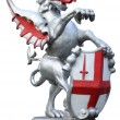 City of London Dragon — Stock Photo #1592303