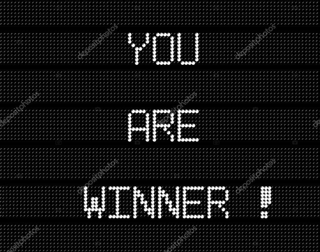 Kuchiki Minatoevox Vs ZeroKiryuu Depositphotos_1127661-You-are-winner