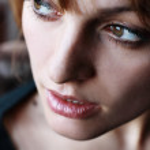 Face of a women. — Stock Photo #1135443