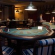 Modern casino interior - Stock Photo