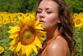 若い美しさ — ストック写真