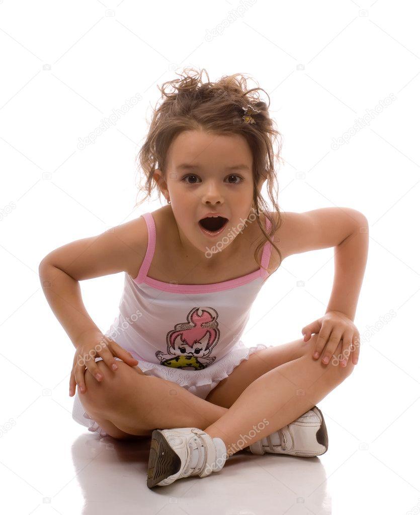 Emotional Girl Stock Photo Ffotograff65 1135060