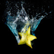 starfruit — Stock Photo