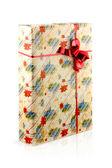 Caja de regalo para tarjetas de felicitación — Foto de Stock
