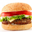 Royalty-Free Stock Photo: Cheeseburger