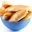 Royalty-Free Stock Photo: Bowl of buns