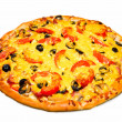 Pizza — Stock Photo #1124874