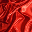 Royalty-Free Stock Photo: Red silk