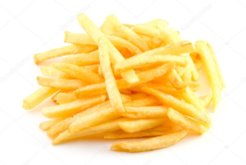 French fries — Stock fotografie #1124687