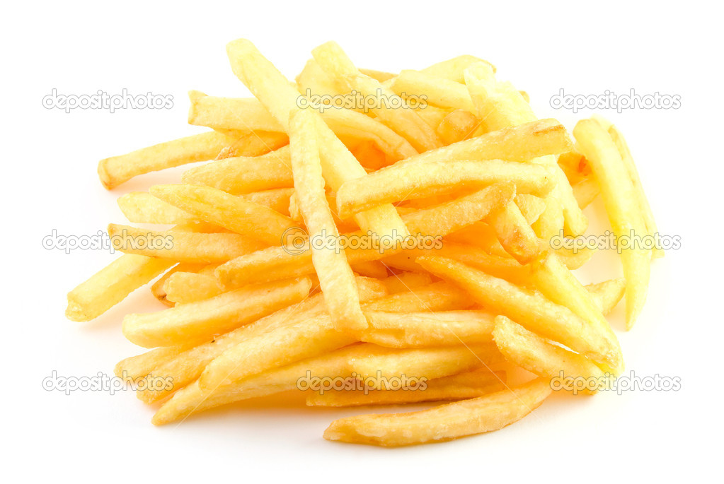 French fries  Foto Stock #1124687