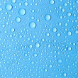 Royalty-Free Stock Photo: Blue drops