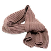 Warm scarf — Stock Photo