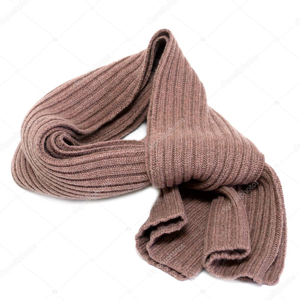 Warm scarf — Stock Photo #1156434