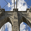 Brooklyn bridge — Stock Photo #1505134