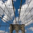 Brooklyn bridge — Stock Photo #1505137