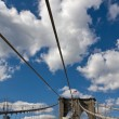 Brooklyn bridge — Stock Photo #1505242