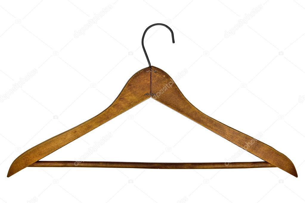 Vintage clothes hanger stock photo reddaxluma 2224792 for Clothespin photo hanger