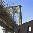 Brooklyn bridge — Stock Photo #2515582