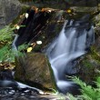 Small waterfall — Stock Photo #1107197