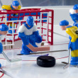 Stock Photo: Boardhockey
