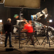 In film studio — Stockfoto #1108658