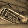 Royalty-Free Stock Photo: Tuba