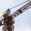 Construction crane — Stock Photo #1114813