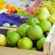 Market Fruit — Stockfoto