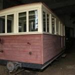 Old tram — Stock Photo #1115222