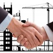 Business handshake — Stock Photo #1119067