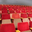 Seats of auditorium — Foto de Stock