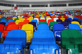 Stadium seats — Foto Stock