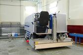 Ice resurfacing machine — Stock Photo