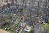 Cemeteries — Stock Photo