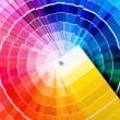 Color Guide — Stockfoto