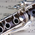 Clarinet — Stock Photo